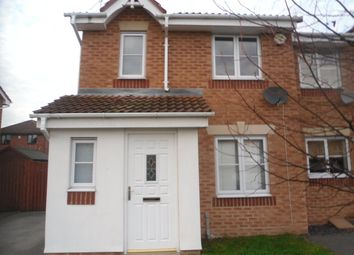 Thumbnail 3 bed end terrace house to rent in Rother Mews, South Elmsall