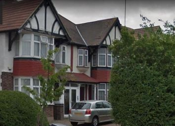 Thumbnail 4 bed flat to rent in Watford Way, Hendon