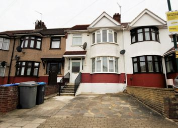 Thumbnail 3 bed terraced house for sale in Holden Avenue, Kingsbury