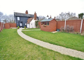 Thumbnail 1 bed cottage for sale in Colchester Road, St. Osyth, Clacton-On-Sea