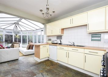 Thumbnail 3 bed terraced house to rent in Tranmere Road, London