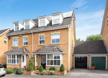 Thumbnail 5 bedroom semi-detached house for sale in Boole Heights, Bracknell