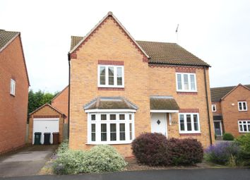 Thumbnail 4 bed detached house for sale in Humber Street, Hilton, Derby