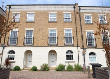 Thumbnail 3 bed town house to rent in Tarragon Road, Maidstone