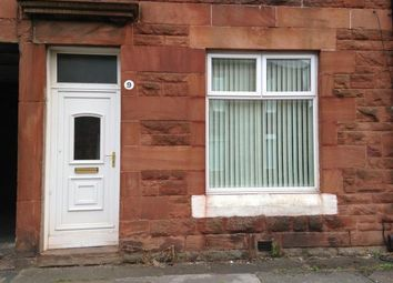 Thumbnail 1 bed flat to rent in Elmbank Street, Bellshill