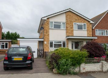 Thumbnail 4 bedroom detached house for sale in Buckholt Avenue, Bexhill-On-Sea
