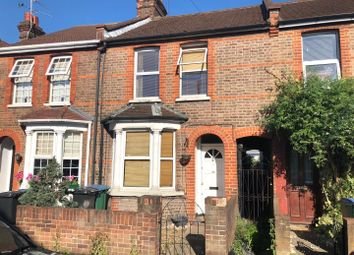 Thumbnail 2 bedroom terraced house for sale in Bradshaw Road, Watford