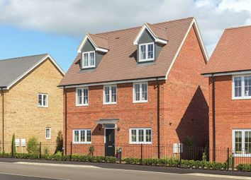 "Thumbnail 4 bed property for sale in ""The Oatfield"" at Cotts Field, Haddenham, Aylesbury"