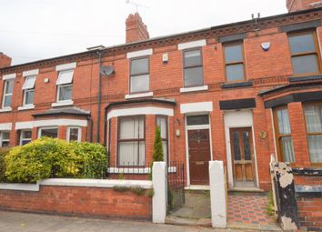 Thumbnail 2 bed terraced house for sale in Gresford Avenue, Hoole, Chester