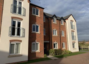 Thumbnail 2 bed flat for sale in Ivinson Way, Bramshall, Uttoxeter, Staffordshire