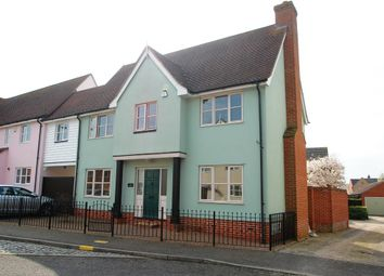 Thumbnail 3 bed link-detached house for sale in Kiltie Road, Tiptree, Colchester, Essex