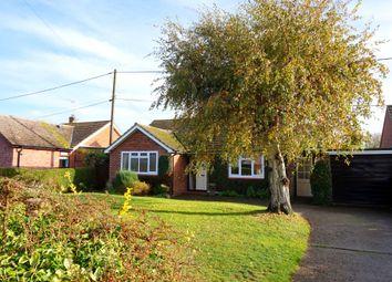 Thumbnail 2 bed detached bungalow to rent in Ipswich Road, Harkstead, Ipswich