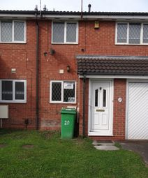 Thumbnail 3 bed terraced house to rent in Heron Drive, Lenton, Nottingham