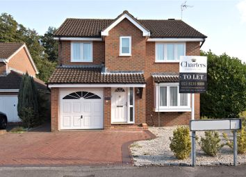 Thumbnail 4 bedroom detached house to rent in Leven Close, Chandler's Ford, Hampshire, Hampshire