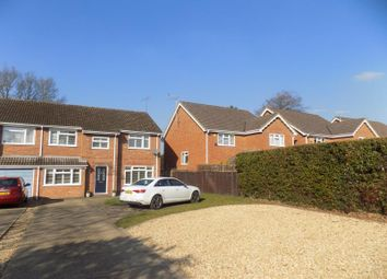 Thumbnail 5 bed semi-detached house to rent in Green School Lane, Farnborough, Hampshire