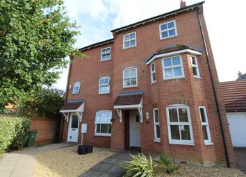 Thumbnail 4 bed semi-detached house for sale in Bridgemere Close, Westcroft