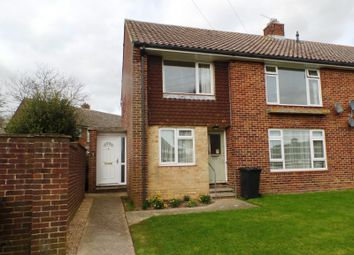 Thumbnail 2 bedroom flat to rent in Gilbert Road, Chichester