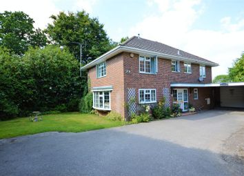 Thumbnail 4 bed detached house for sale in Queens Road, Waterlooville