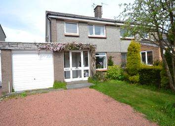 Thumbnail 3 bed semi-detached house to rent in Rullion Road, Penicuik, Midlothian