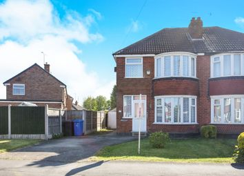 Thumbnail 3 bed semi-detached house for sale in Franklyn Drive, Alvaston, Derby