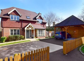 Thumbnail 3 bed detached house for sale in Cemetery Lane, Ashford, Kent