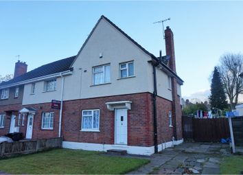 Thumbnail 3 bedroom end terrace house for sale in Limes Road, Dudley