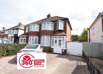 3 bed semi-detached house for sale in Cranmore Road, Castle Bromwich, Birmingham B36