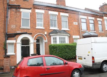 Thumbnail 4 bed end terrace house to rent in Stretton Road, West End, Leicester