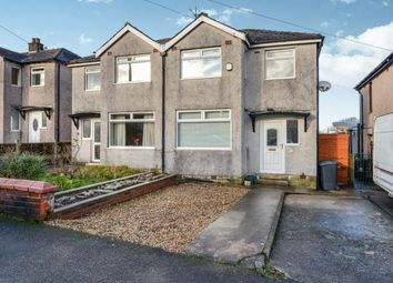 Thumbnail 3 bed semi-detached house for sale in Parkfield Drive, Lancaster, Lancashire
