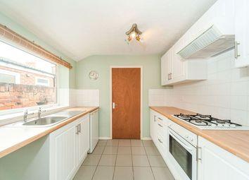 Thumbnail 2 bed terraced house to rent in Crompton Villas Estcourt Street, Hull