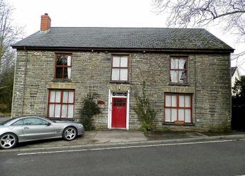 Thumbnail 4 bed detached house for sale in Llangeler, Llandysul