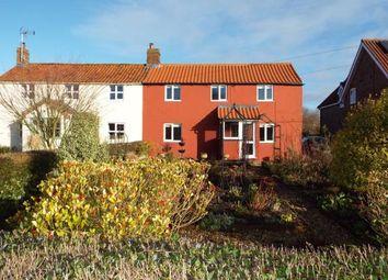 Thumbnail 3 bed semi-detached house for sale in Colkirk, Fakenham, Norfolk