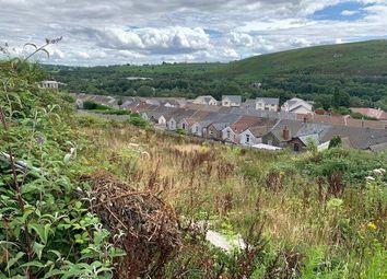 Thumbnail Land for sale in Salisbury Road, Abercynon, Mountain Ash