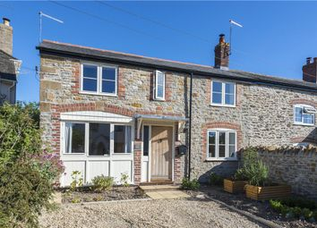 Thumbnail 4 bedroom end terrace house for sale in The Square, Halstock, Yeovil