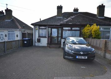 Thumbnail 2 bedroom semi-detached bungalow for sale in Margate Road, Ramsgate, Kent