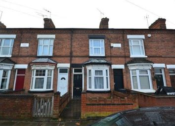 Thumbnail 3 bed terraced house to rent in Knighton Fields Road West, Knighton Fields, Leicester