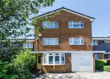 Thumbnail 4 bed terraced house for sale in Bannister Close, Greenford