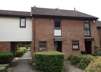 Thumbnail 2 bed terraced house to rent in Sycamore Drive, Ash Vale, Aldershot