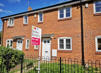 Thumbnail 3 bed terraced house for sale in Deanshanger Road, Old Stratford, Milton Keynes
