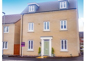 Thumbnail 3 bed detached house for sale in Stour Close, Spalding