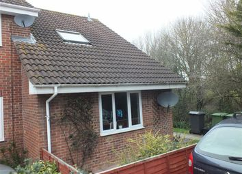 Thumbnail 1 bed end terrace house for sale in Everleigh Close, Trowbridge, Wiltshire