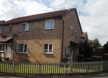 Thumbnail 2 bed property to rent in Brean Close, Sully, Penarth
