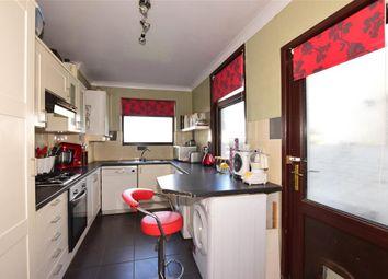 Thumbnail 4 bedroom terraced house for sale in Park Avenue, Northfleet, Gravesend, Kent