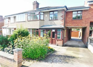 Thumbnail 5 bedroom semi-detached house for sale in Eskdale Avenue, Woodley, Stockport