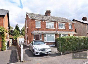 Thumbnail 3 bed semi-detached house for sale in Priory Park, Belfast