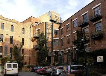 Thumbnail 1 bedroom flat for sale in Limehouse Cut, Morris Road, London