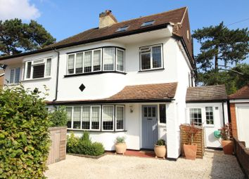 Thumbnail 5 bed semi-detached house for sale in The Spinney, Epsom