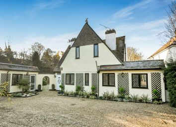 Thumbnail 3 bed detached house for sale in Frimley Road, Camberley