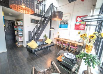Thumbnail 1 bed flat to rent in Canal Studios, Orsman Road, Hoxton