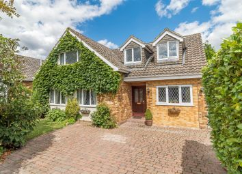 Thumbnail 4 bed detached house for sale in Scots Drive, Wokingham